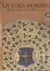 Portada del llibre de Josep Cerdà, La loza dorada de la colección Mascort