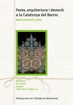 Portada del llibre de M. Garganté: Festa, arquitectura i devoció a la Catalunya del Barroc