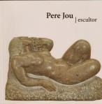 Portada del llibre d'I. Domènech, Pere Jou escultor