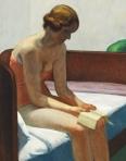 Copyright © 2012Museo Thyssen-Bornemisza, Madrid. Edward Hopper, Habitación de hotel,1931