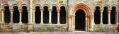 Diario de Burgos_Galería de la iglesia de Rebolledo de la Torre, provincia de Burgos. Valdivielso