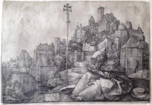 Dürer. Sant Antoni.