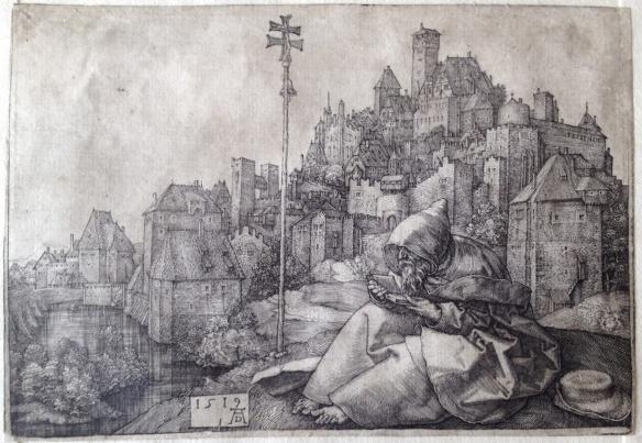 Dürer. Sant Antoni